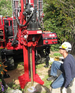 Direct Push Drilling