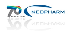 Neopharm 70th Logo